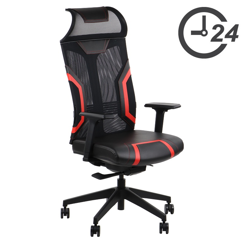 Swivel gaming chairs