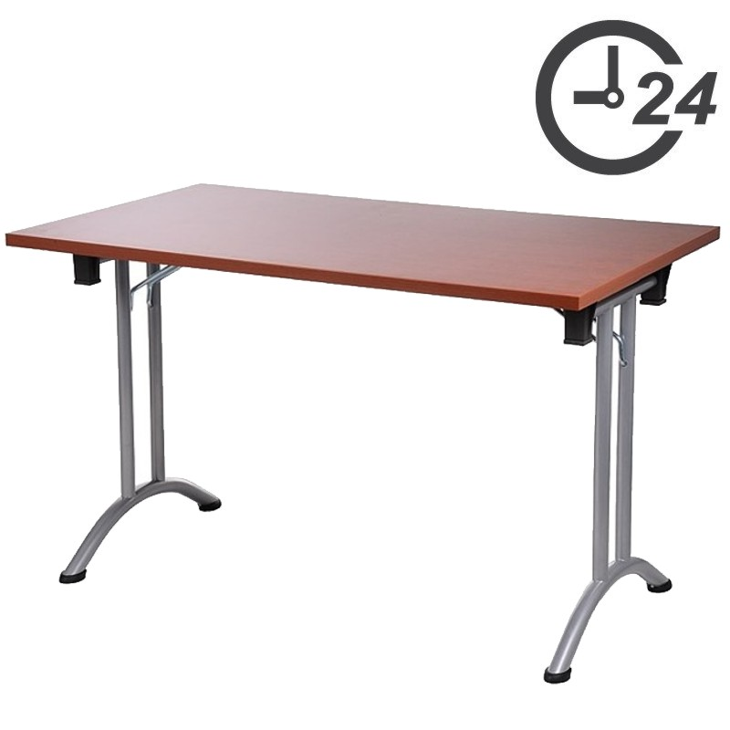 Folding table and desk legs